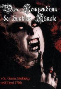 Cradle Of Filth - Das Kompendium der dunklen Künste [Buch]